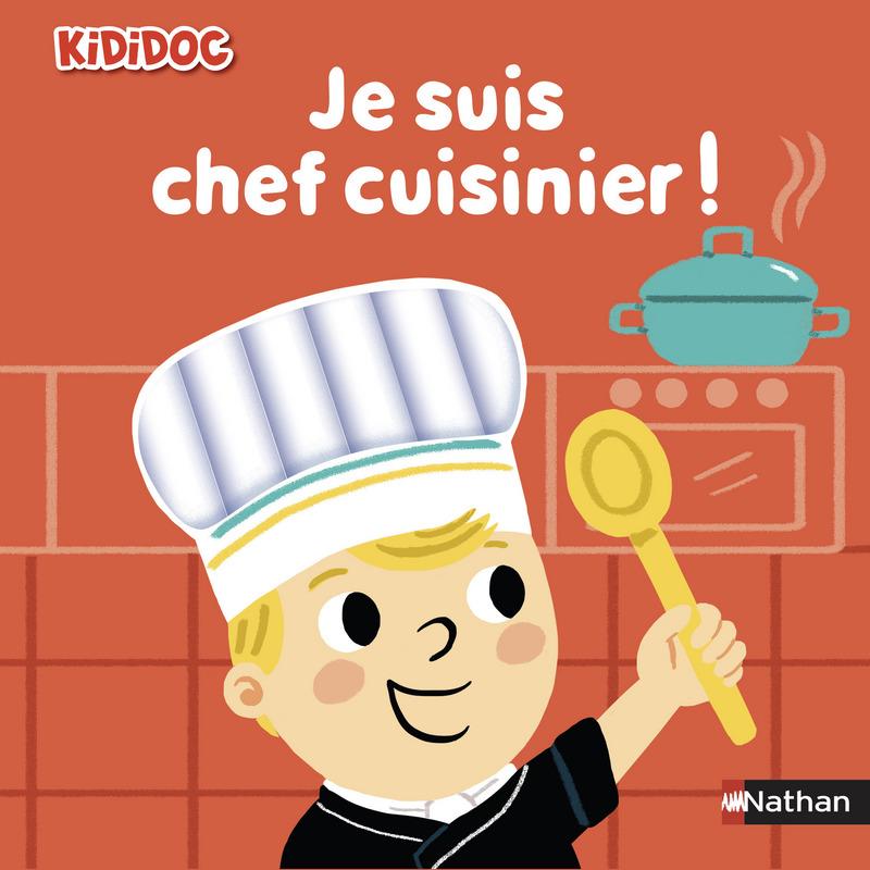 Raconte moi une histoire kididoc le chef cuisinier le for Service veterinaire cuisine