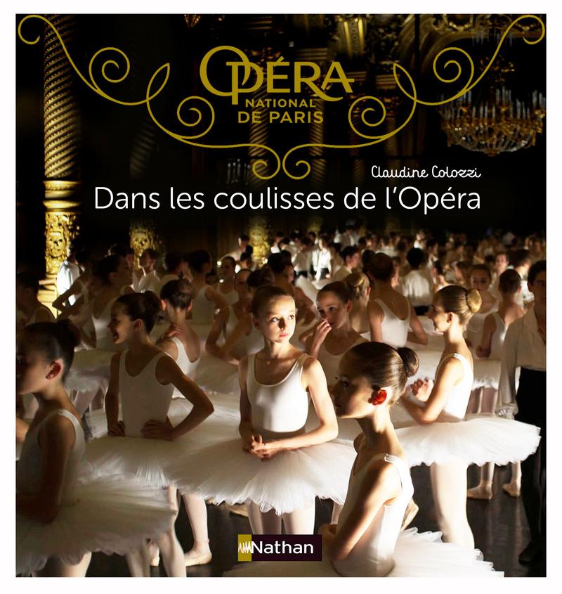 dans les coulisses de l'opéra