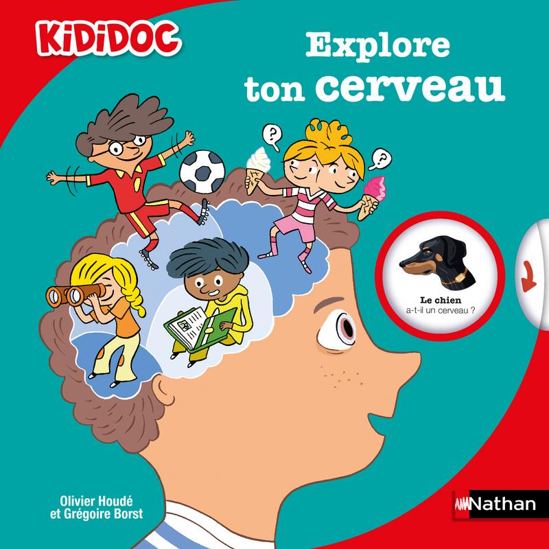 Explore Ton Cerveau Livre Anime Kididoc Des 6 Ans