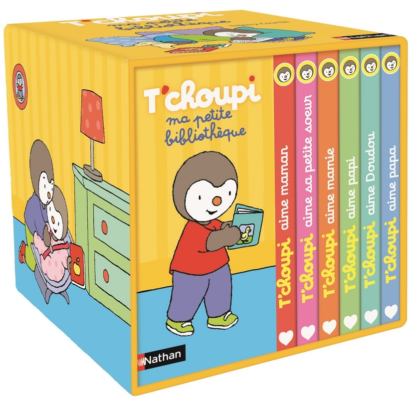 Beautiful ma petite bibliothque tuchoupi ds ans with tchoupi photo - Tchoupi et dodo ...