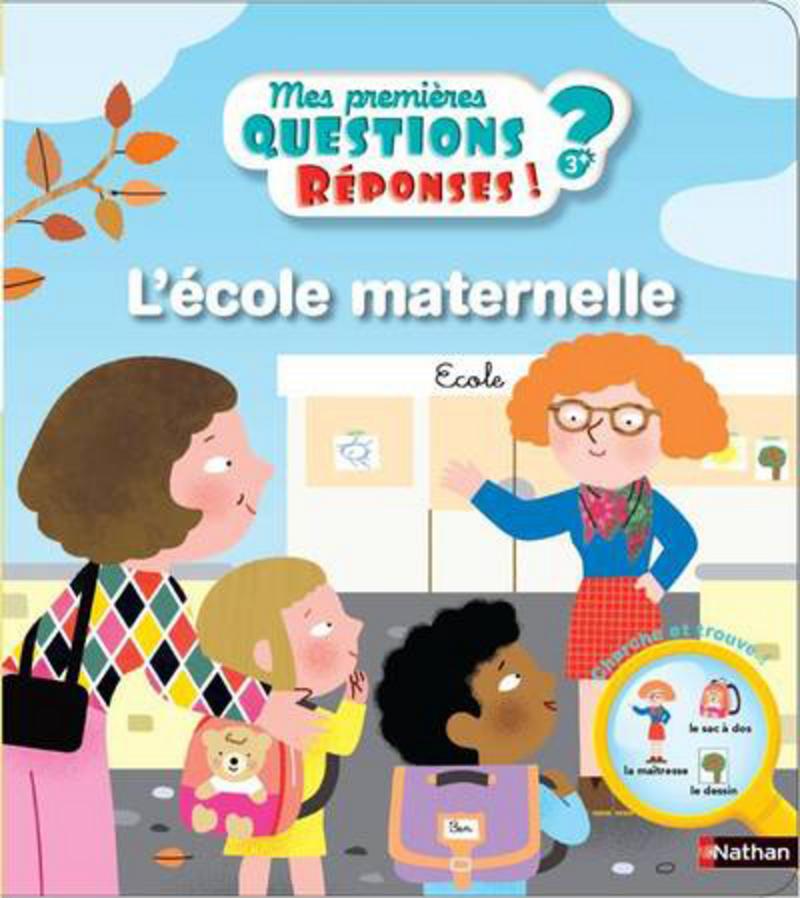 L école Maternelle Questions Réponses Questions Réponses