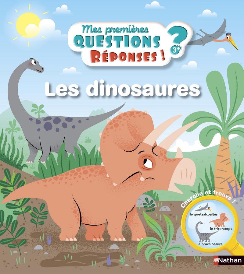 Les Dinosaures Mes Premieres Questions Reponses Doc Des