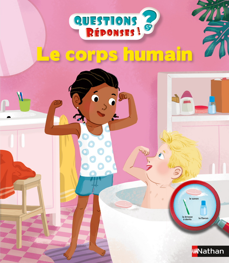 Le Corps Humain Questions Reponses Doc Des 5 Ans