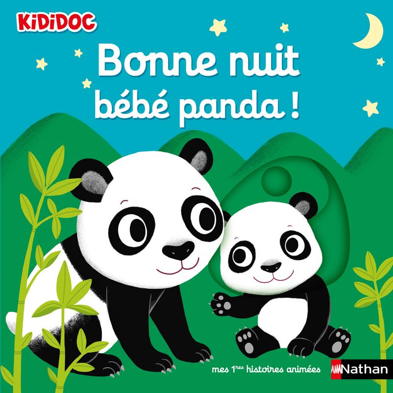 Bonne Nuit Petit Panda Livre Anime Kididoc Des 1 An