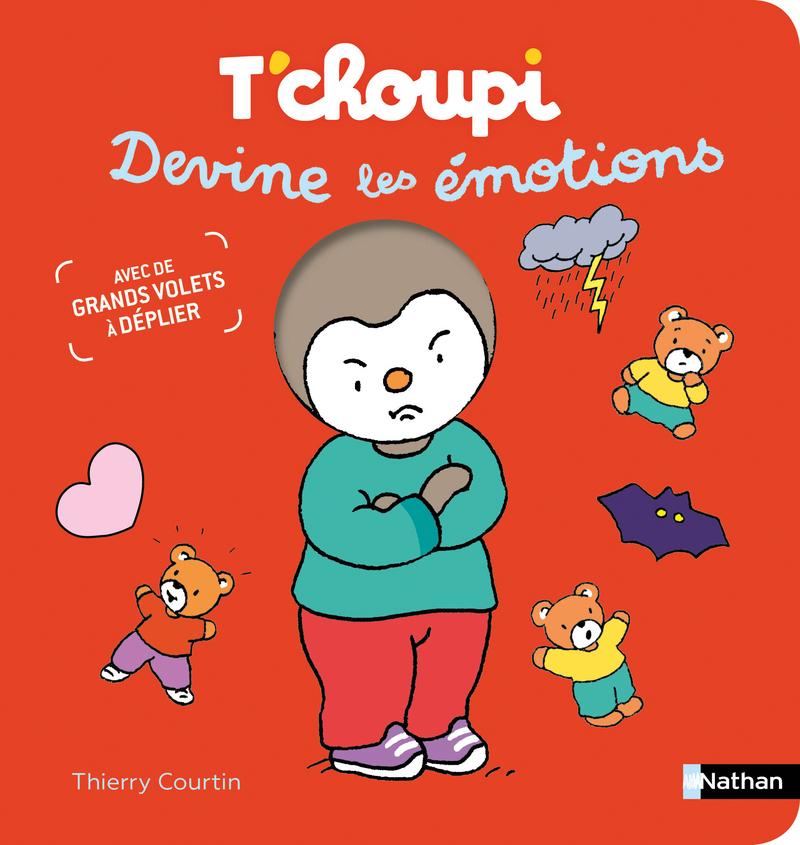 T Choupi Devine Les Emotions Livre Anime Des 2 Ans T