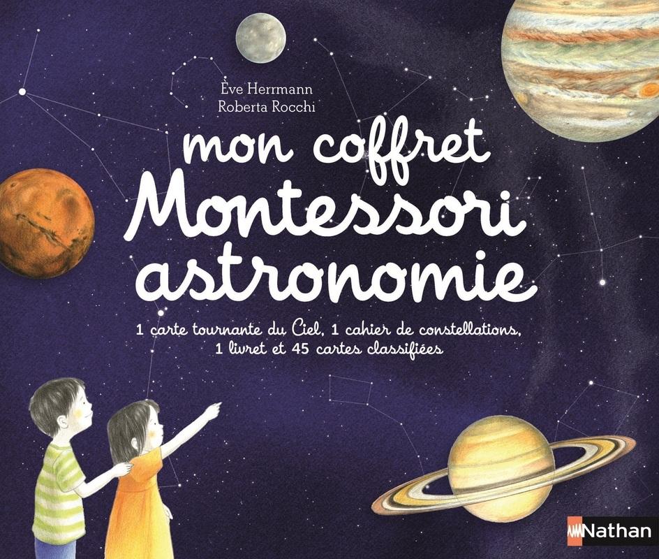 Mon Coffret Montessori Astronomie Dès 5 Ans Montessori
