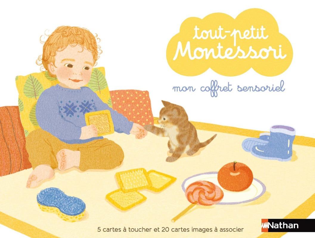 Tout Petit Montessori Mon Coffret Sensoriel Des 15 Mois