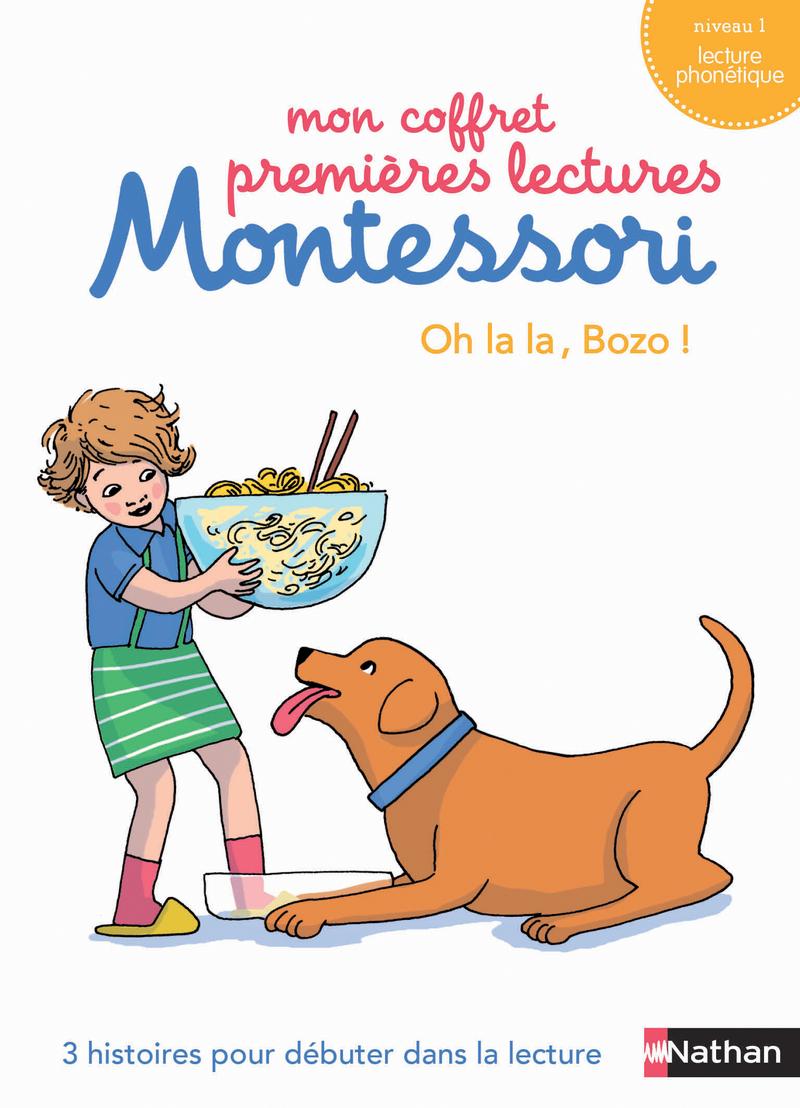 Mon Coffret Premieres Lectures Montessori Oh La La Bozo