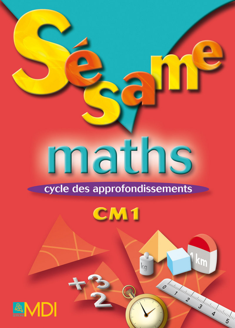S�same Maths CM1