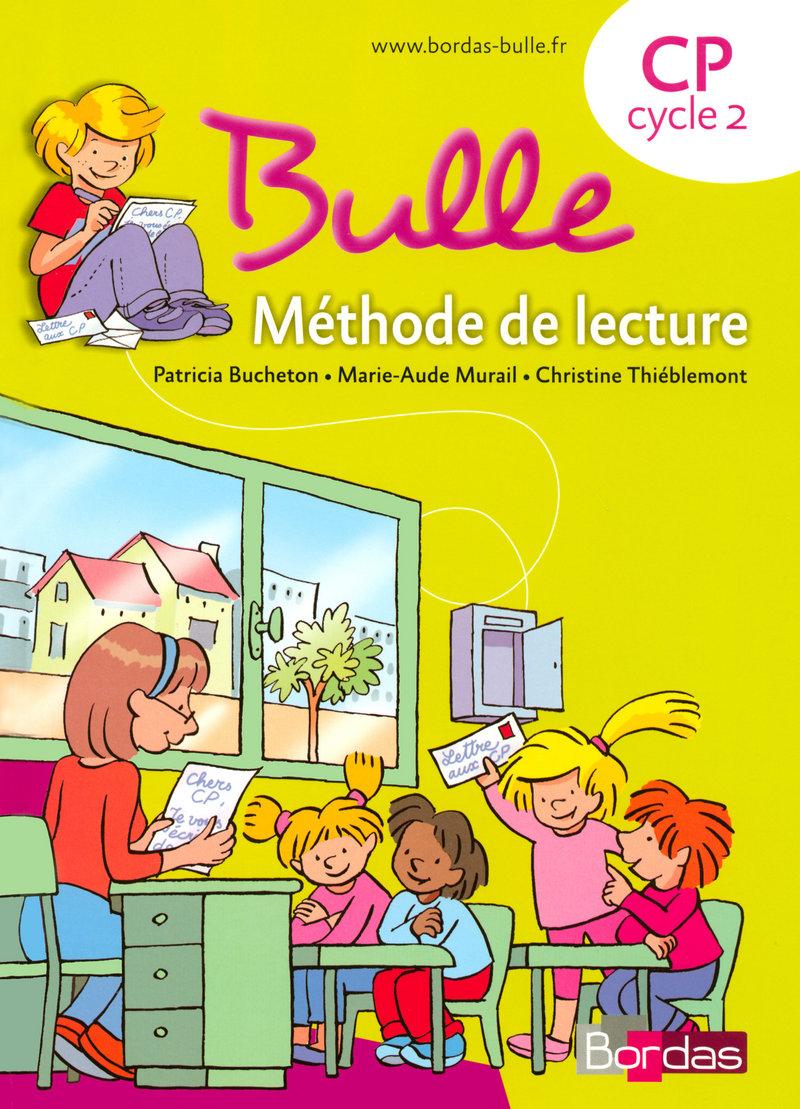 Bulle - Méthode de lecture CP