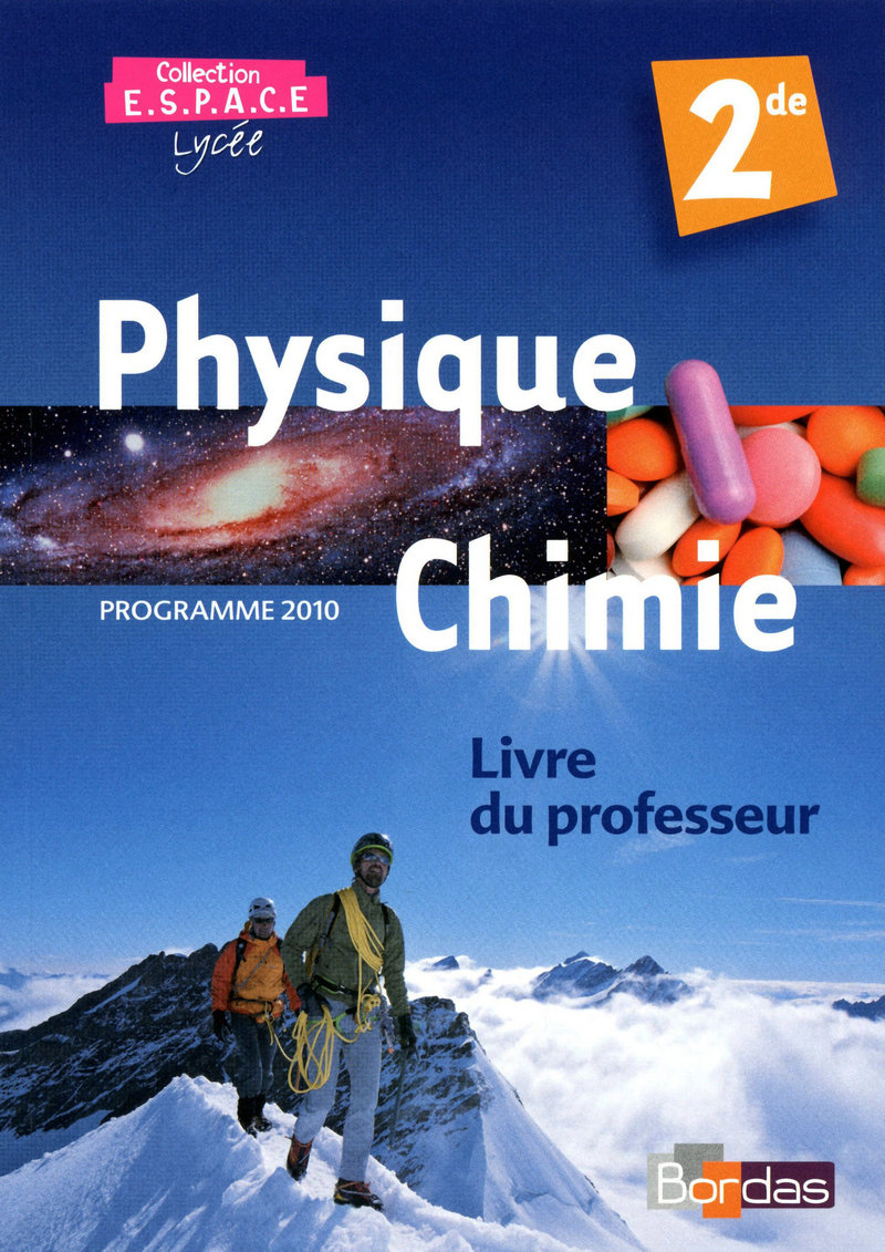 bordas physique chimie 4eme corrige
