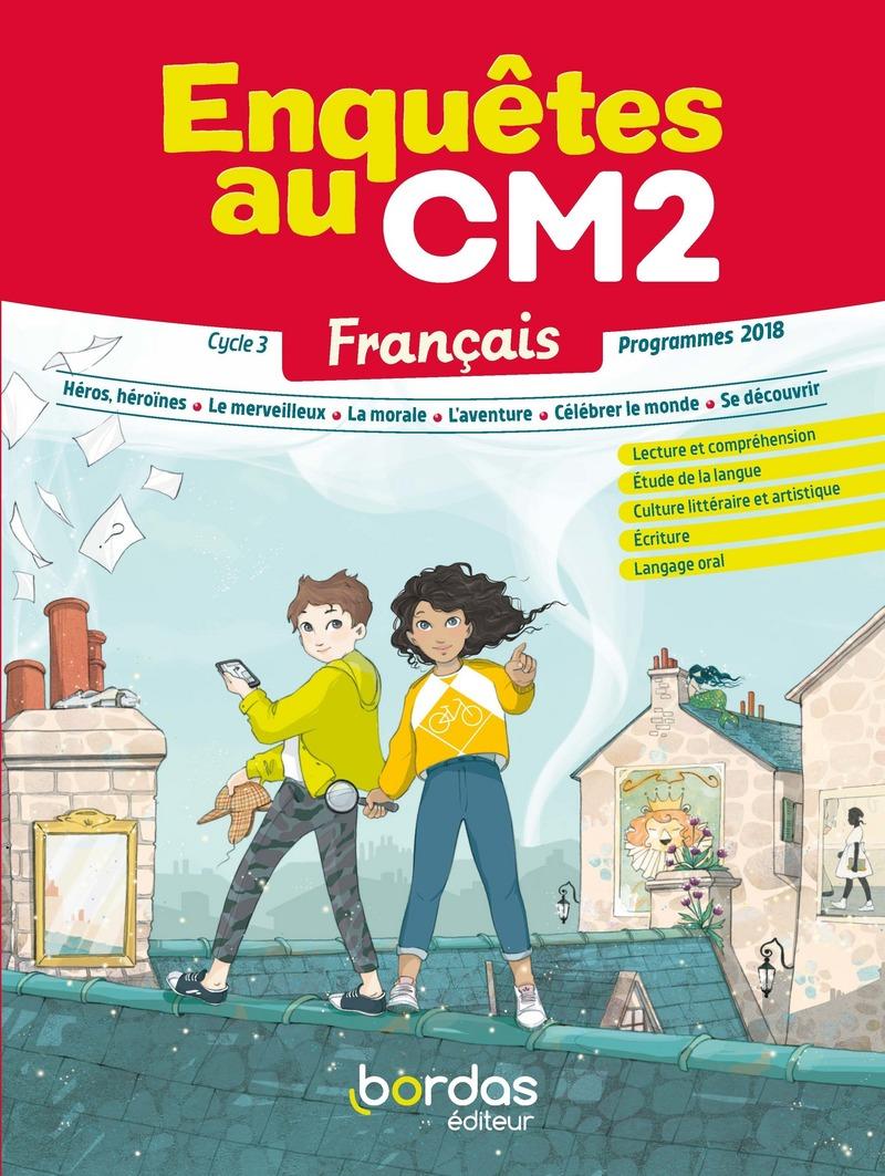 Enquêtes au CM2 - Français