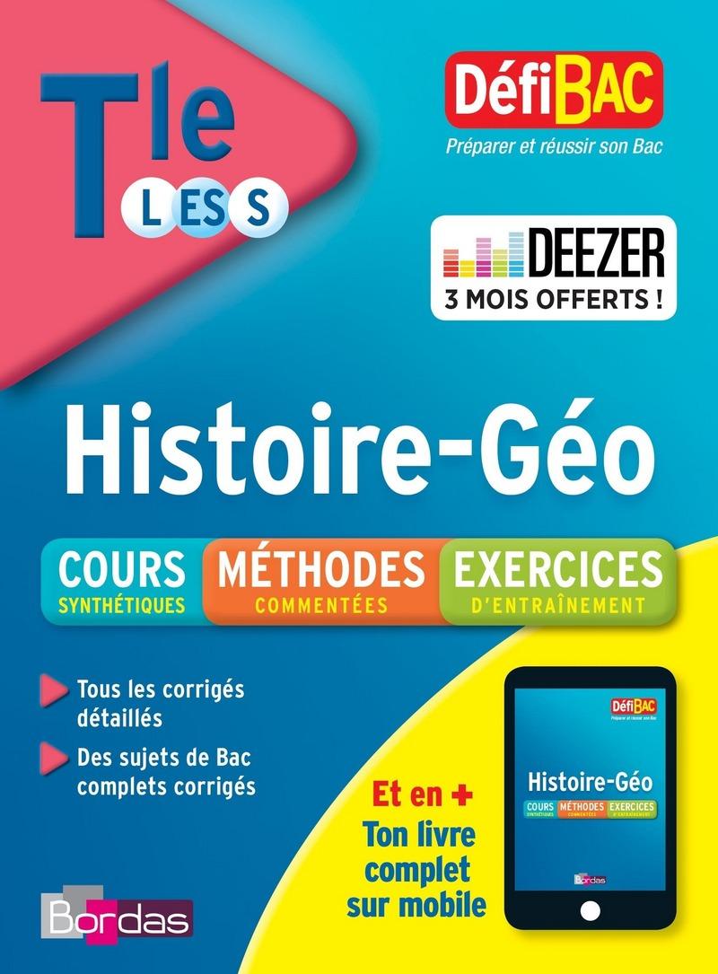 cours histoire terminale s pdf