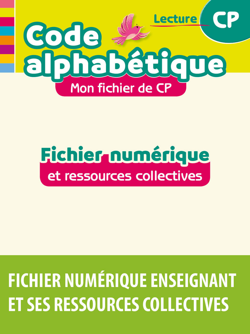 code alphabetique fichier numerique cp amazon