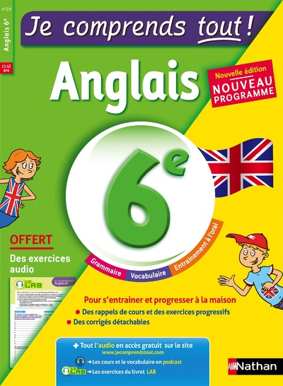 Anglais 6ème