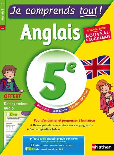 Anglais 5ème