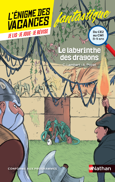 Le labyrinthe des dragons