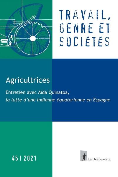 Agricultrices -  REVUE TRAVAIL, GENRE ET SOCIÉTÉS