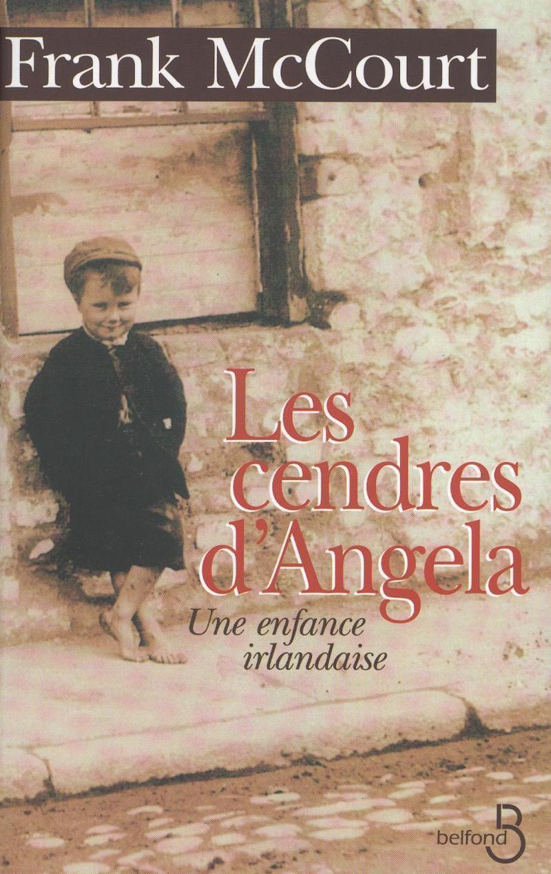 Couverture de l'ouvrage Les Cendres d'Angela