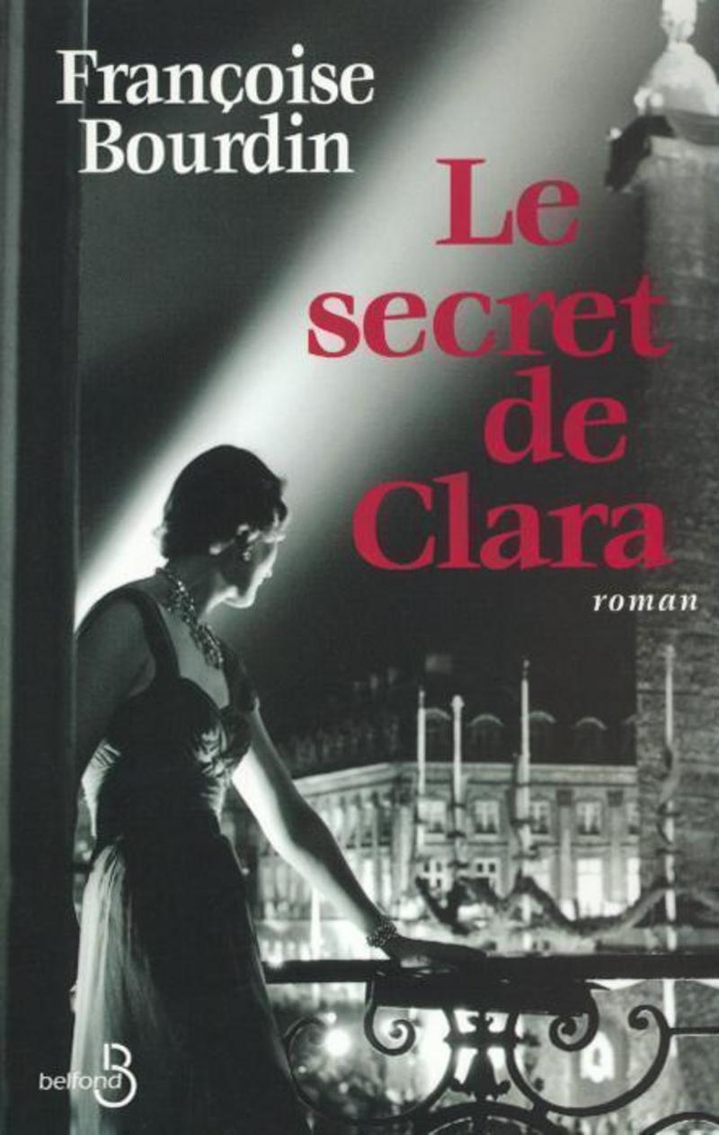 Couverture de l'ouvrage Le secret de Clara