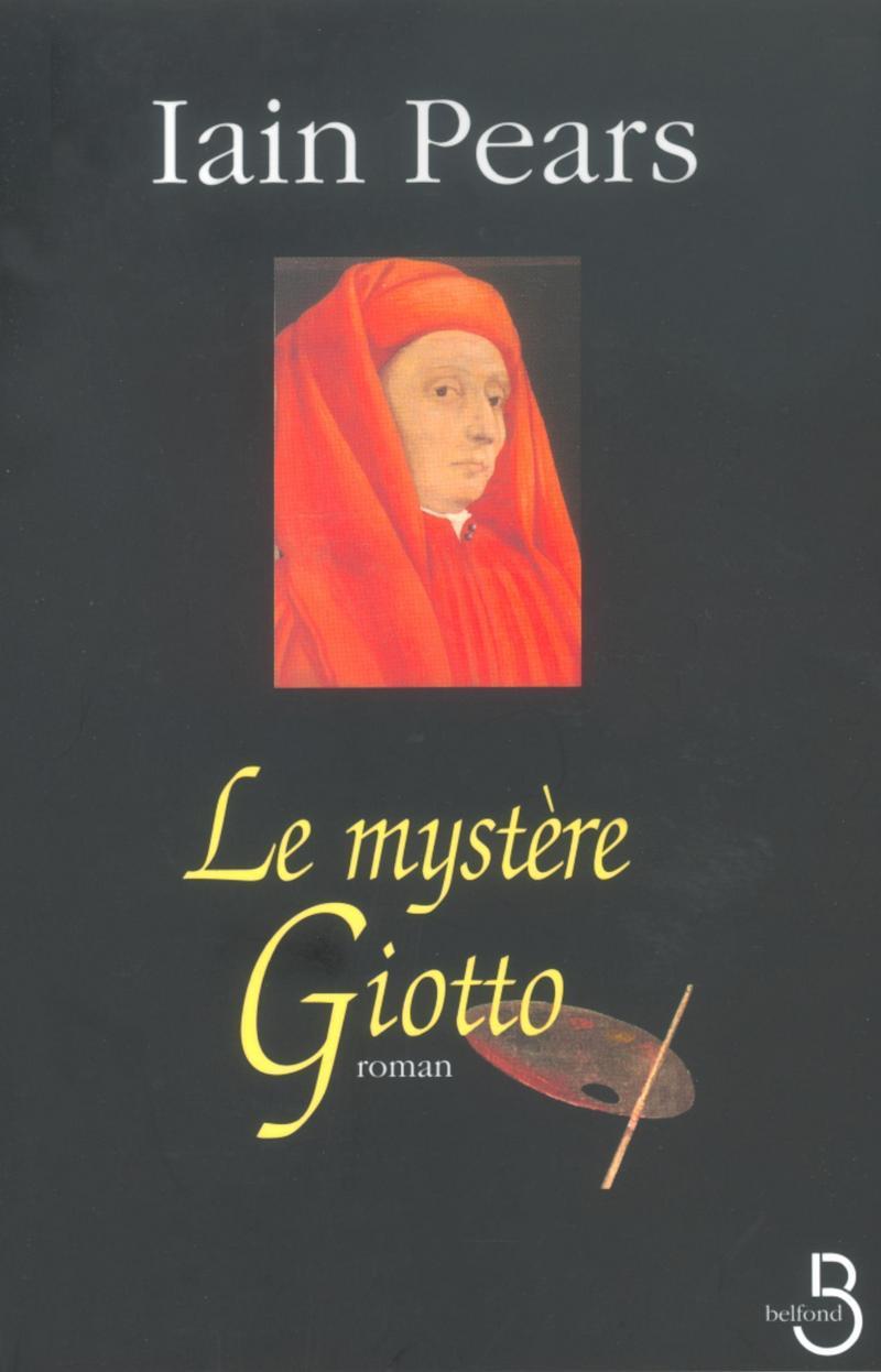 Couverture de l'ouvrage Le Mystère Giotto