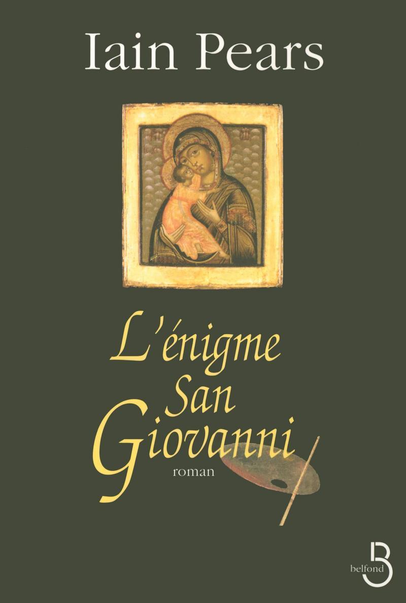 Couverture de l'ouvrage L'Enigme San Giovanni