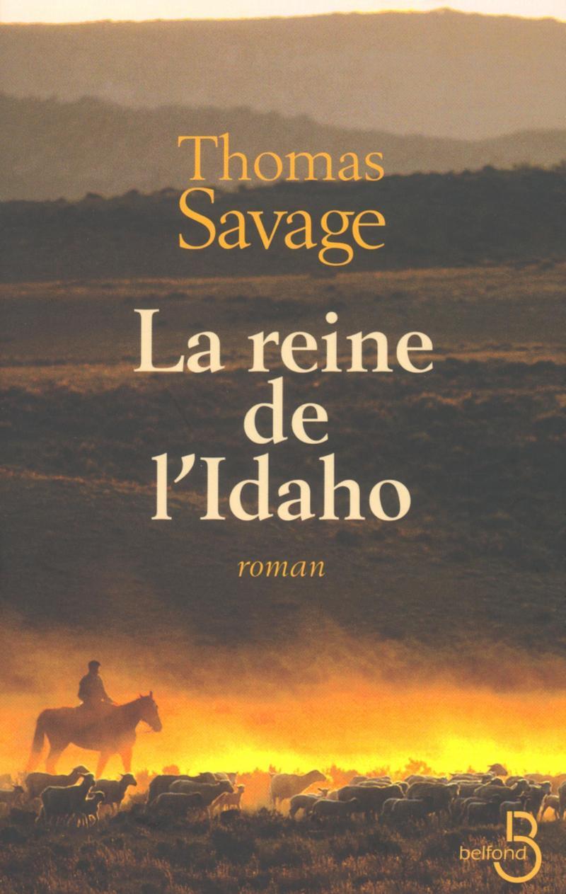 Couverture de l'ouvrage La Reine de l'Idaho
