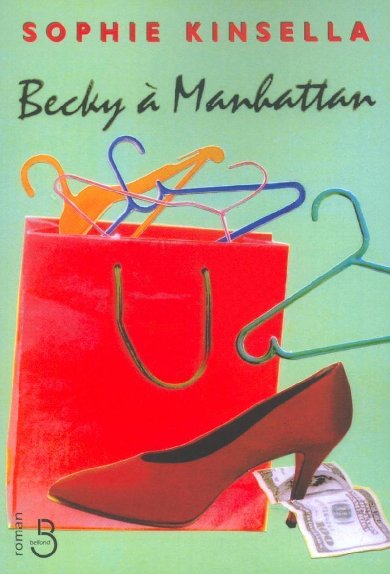 Couverture de l'ouvrage Becky à Manhattan