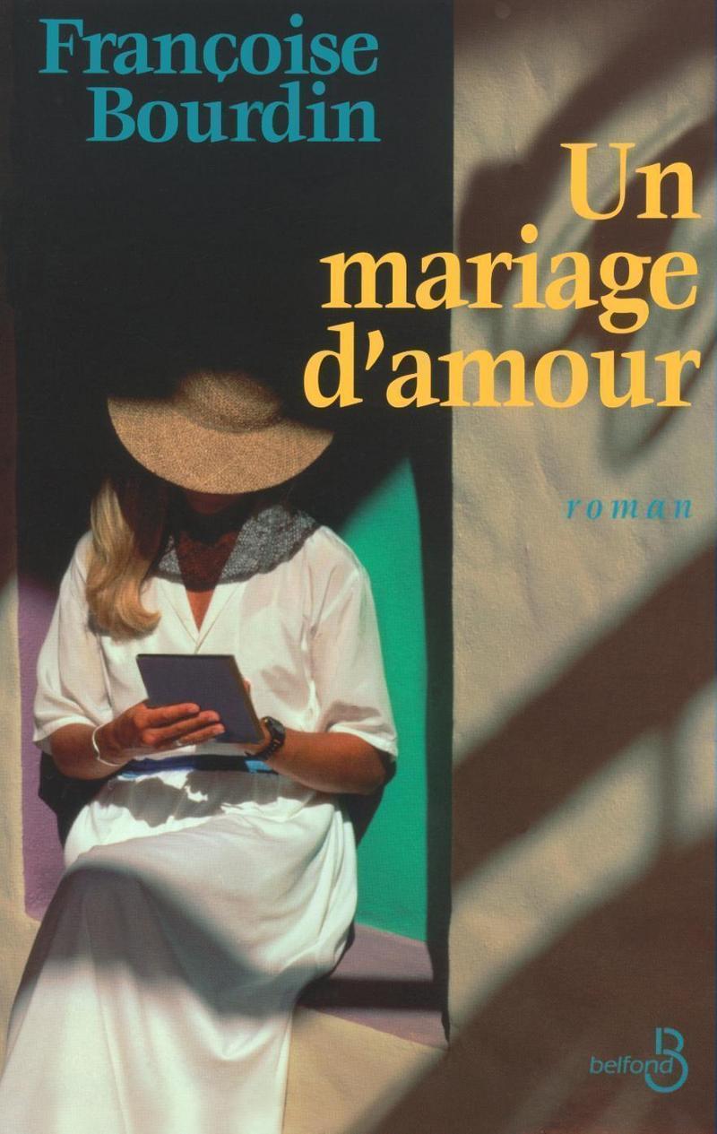 Couverture de l'ouvrage Un mariage d'amour