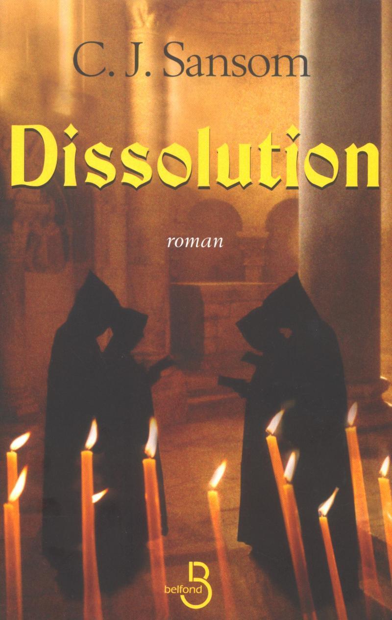 Couverture de l'ouvrage Dissolution