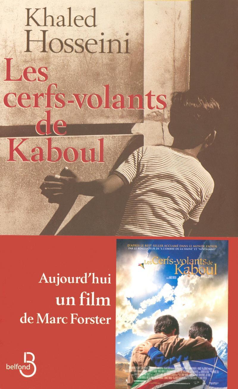 Couverture de l'ouvrage Les Cerfs-volants de Kaboul