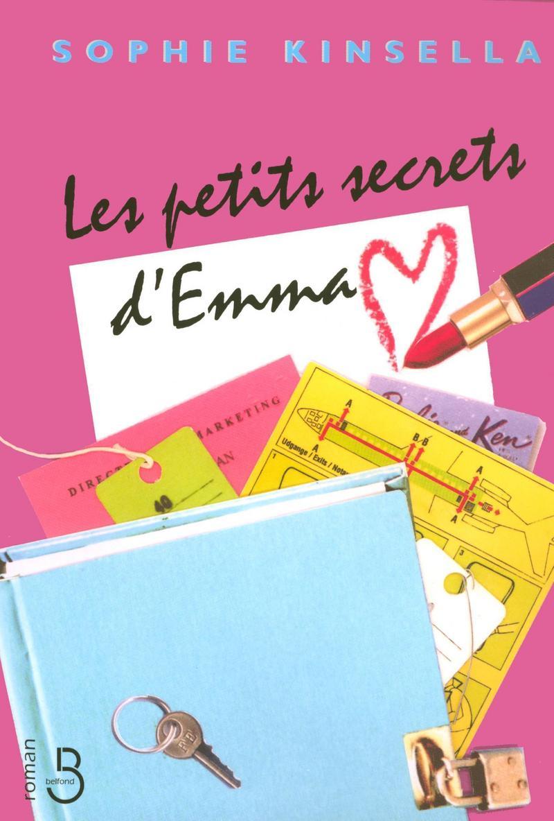Couverture de l'ouvrage Les Petits Secrets d'Emma