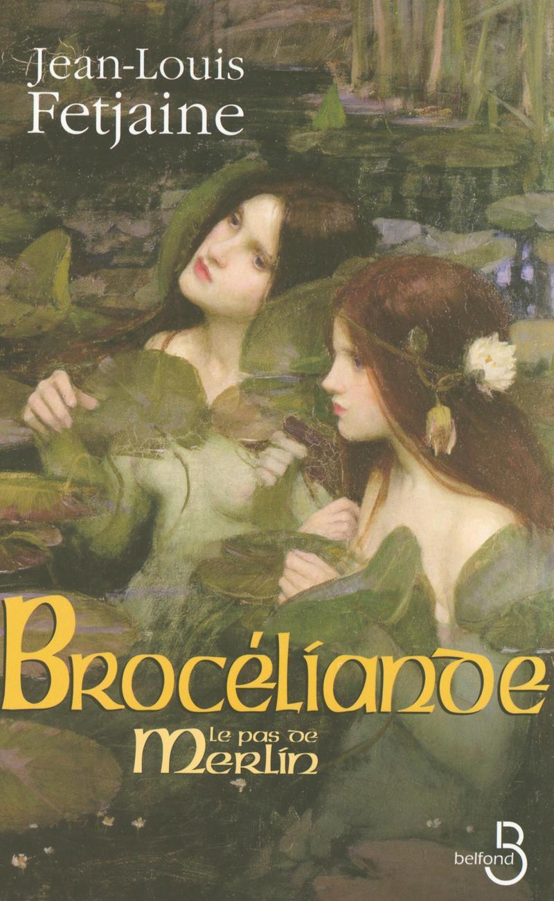 Couverture de l'ouvrage Brocéliande