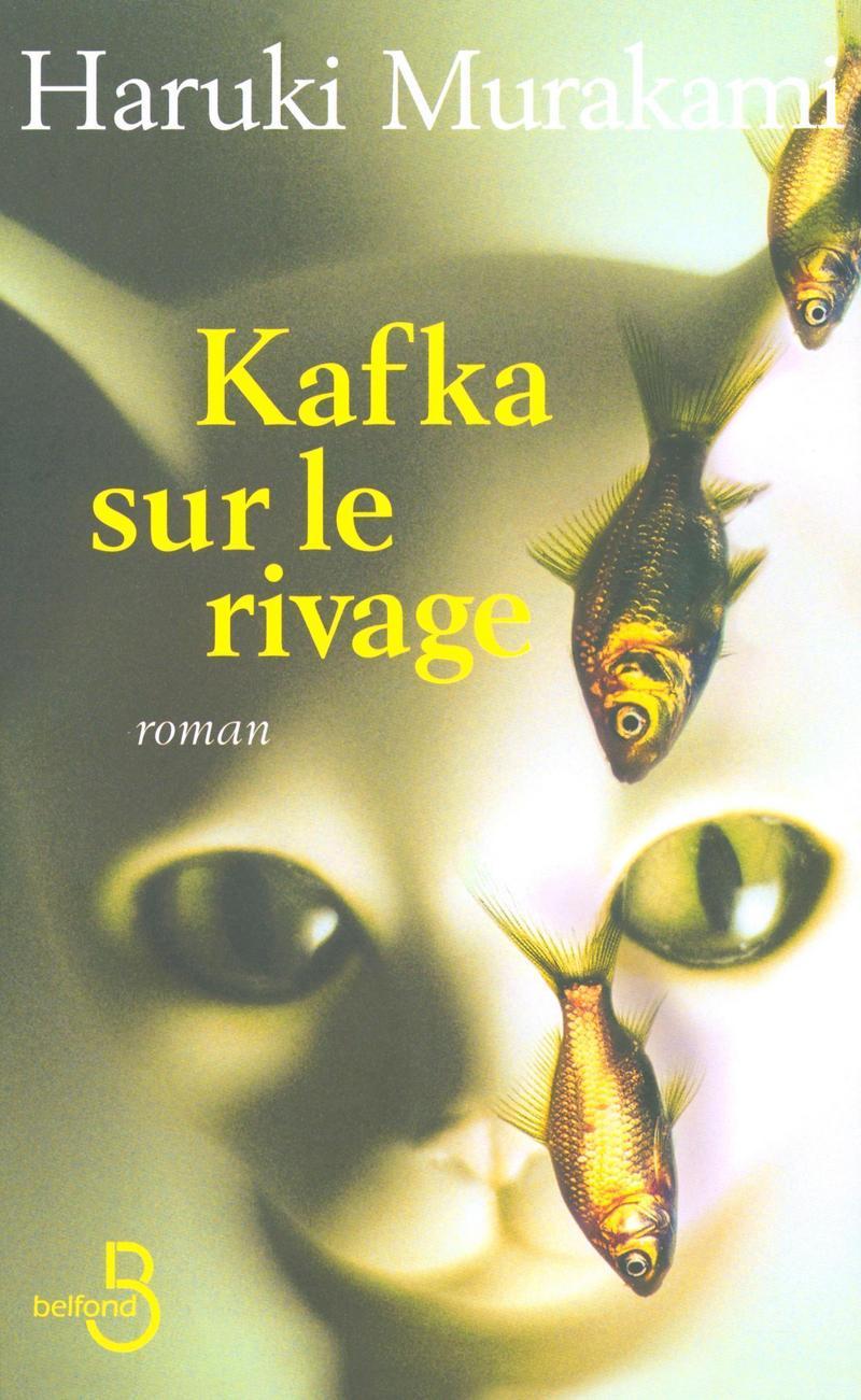 Couverture du livre Kafka sur le rivage