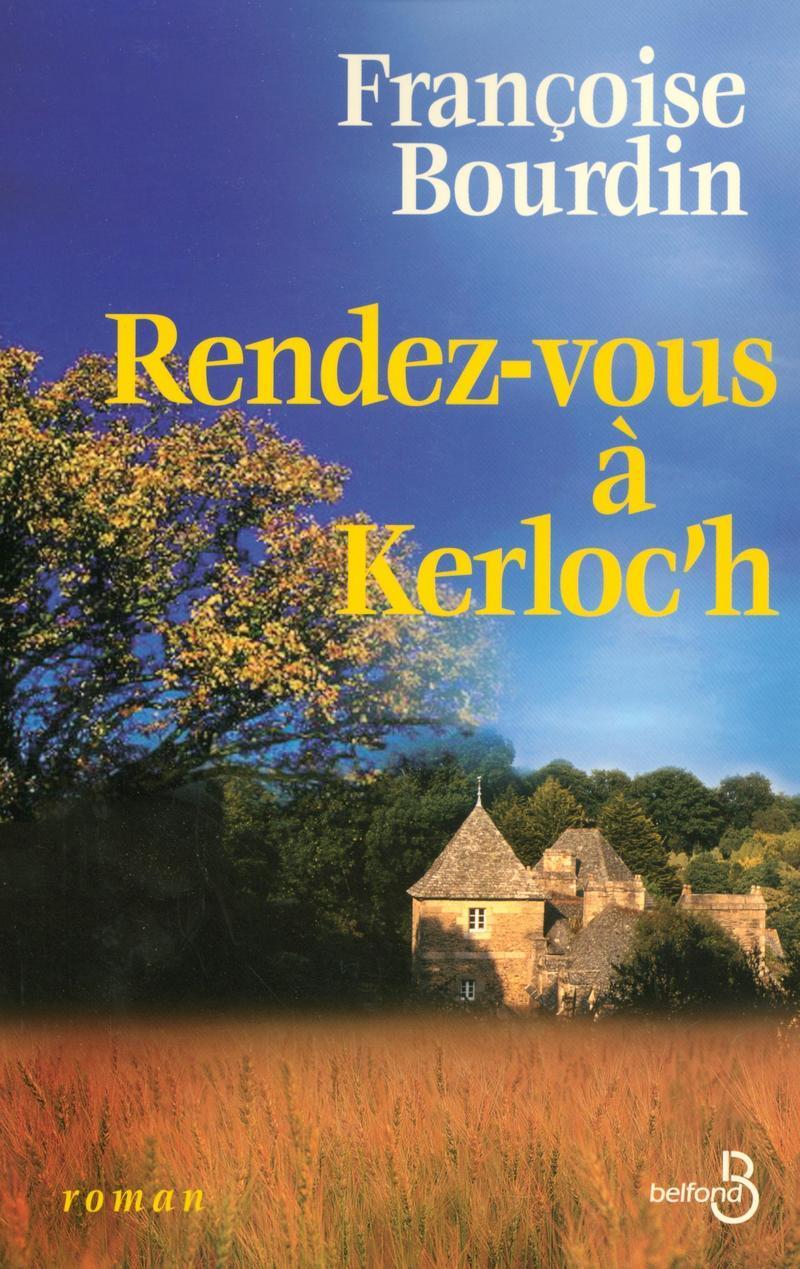 Couverture de l'ouvrage Rendez-vous à Kerloc'h