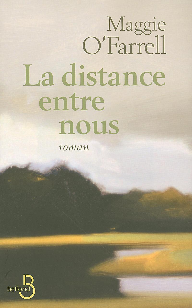 Couverture de l'ouvrage La distance entre nous