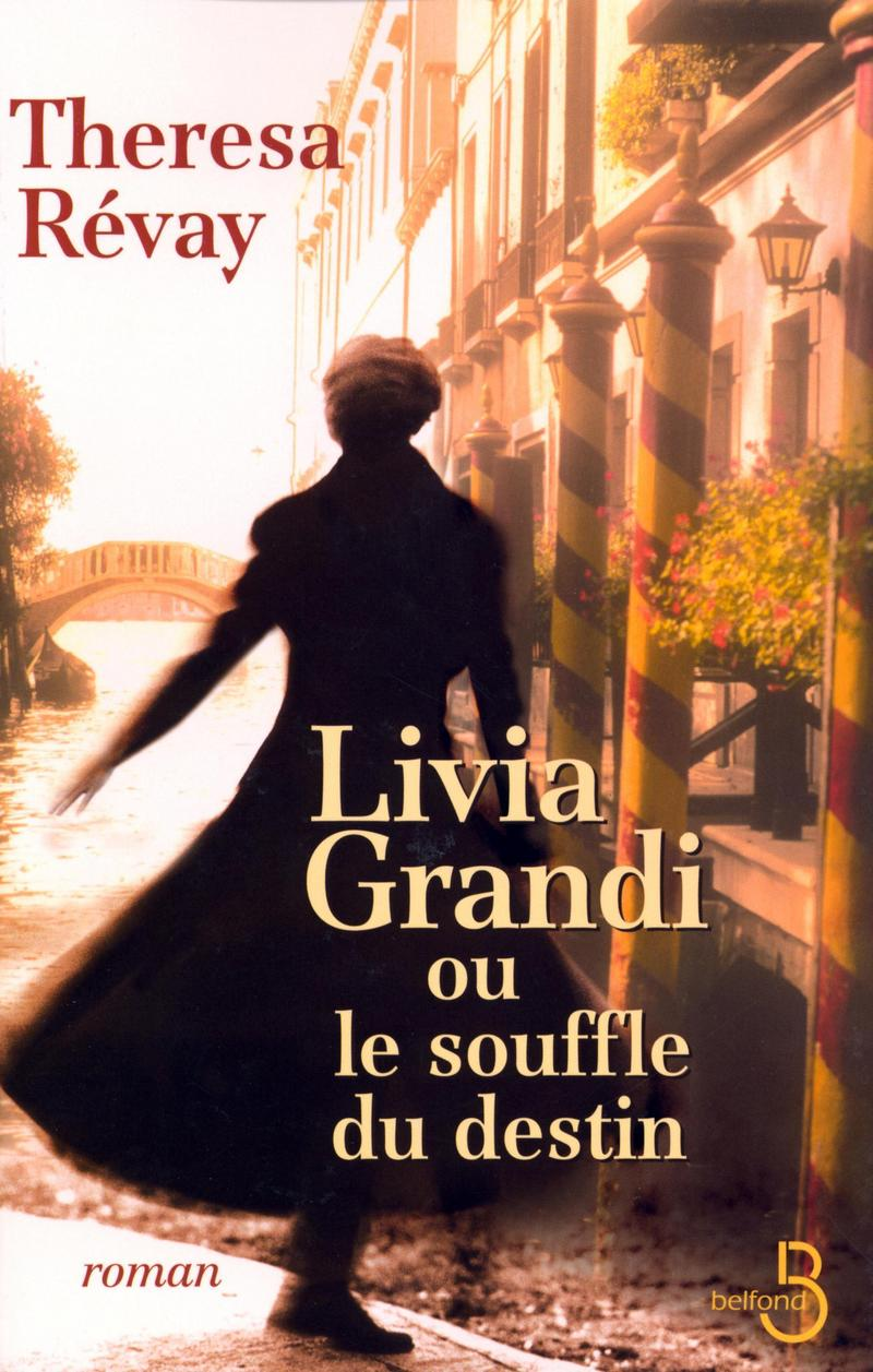 Couverture de l'ouvrage Livia Grandi ou le souffle du destin