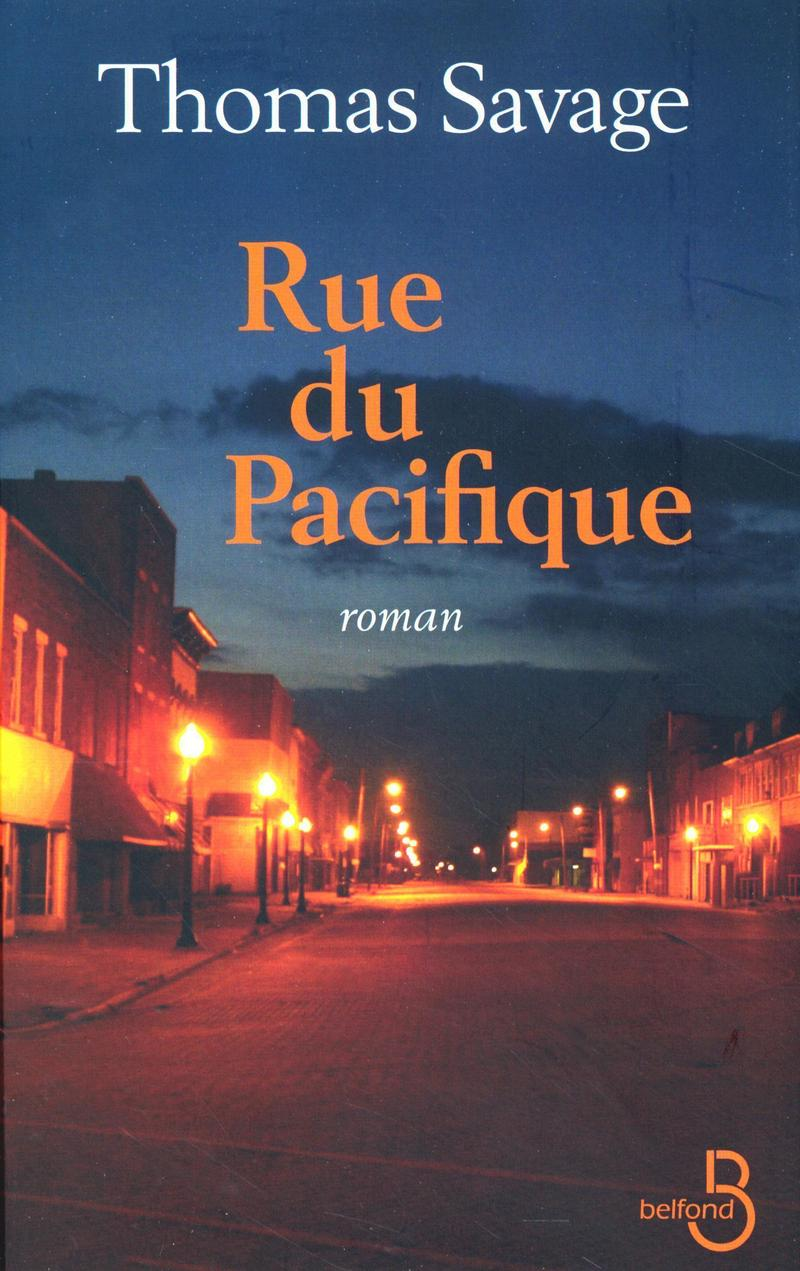 Couverture de l'ouvrage Rue du Pacifique