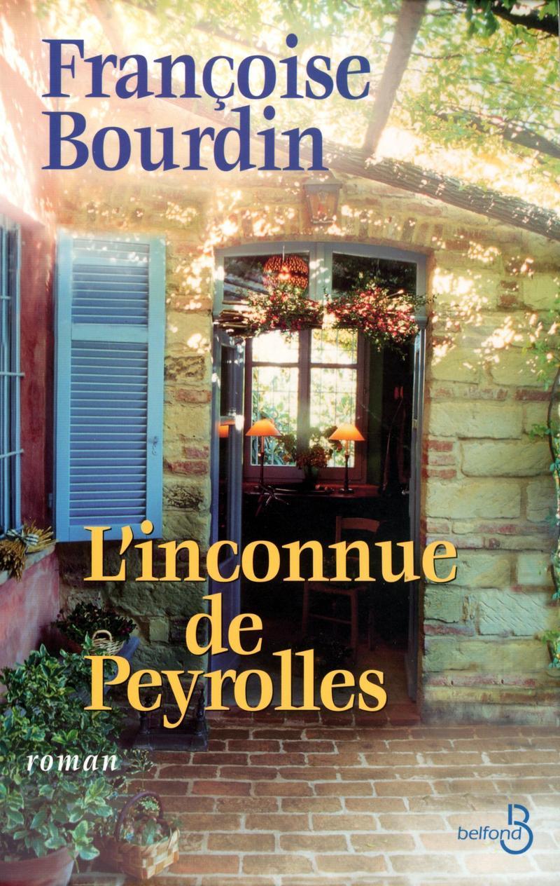 Couverture de l'ouvrage L'inconnue de Peyrolles