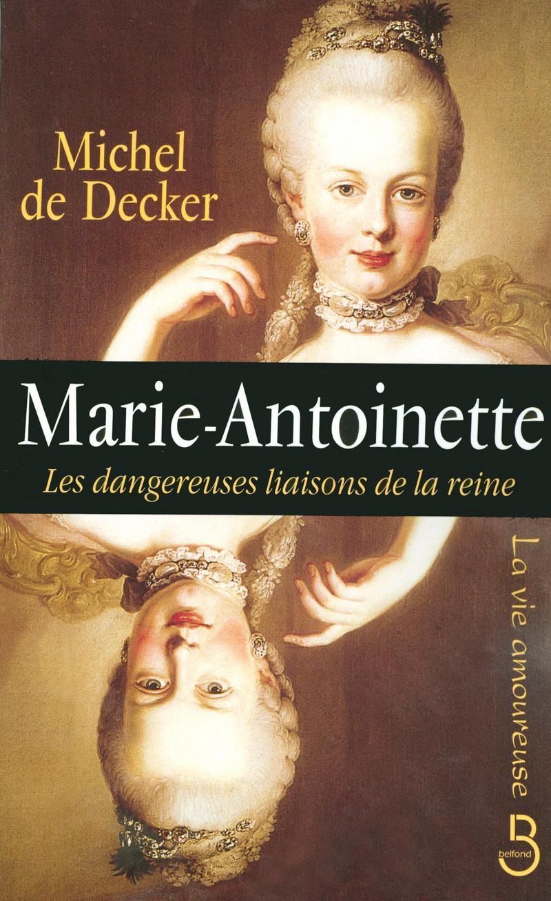Couverture de l'ouvrage Marie-Antoinette