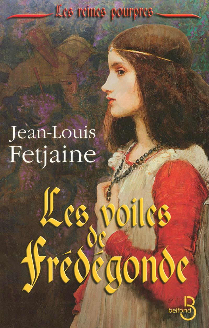 Couverture de l'ouvrage Les voiles de Frédégonde