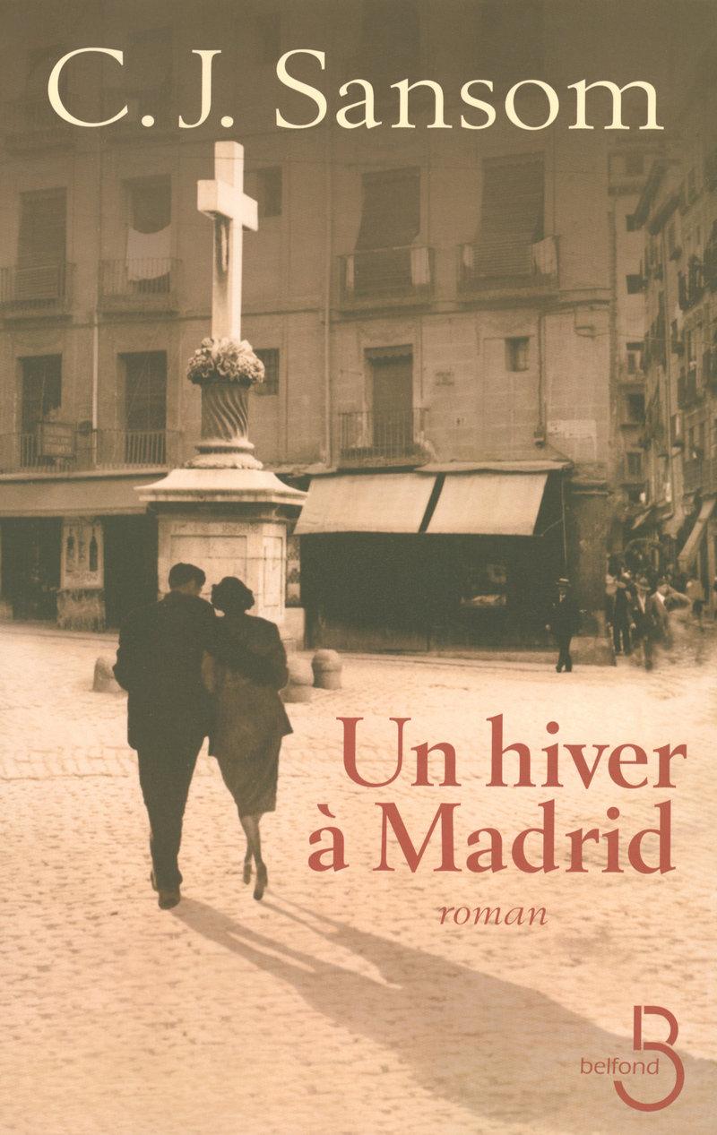 Couverture de l'ouvrage Un hiver à Madrid
