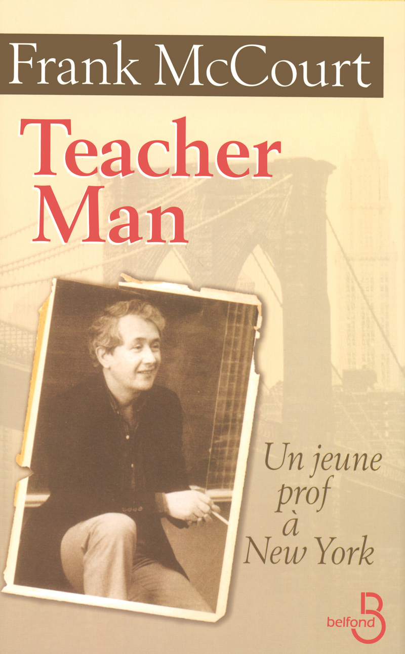 Couverture de l'ouvrage Teacher Man
