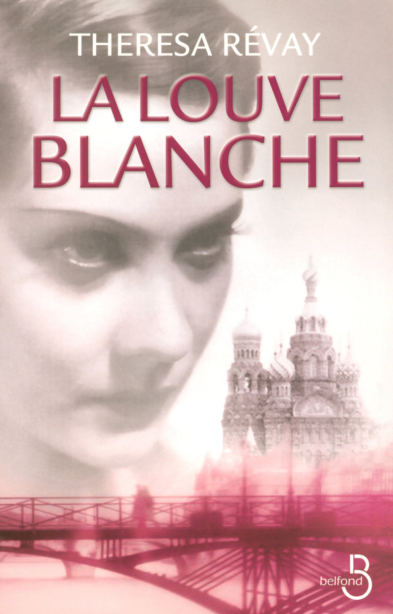 Couverture de l'ouvrage La Louve blanche