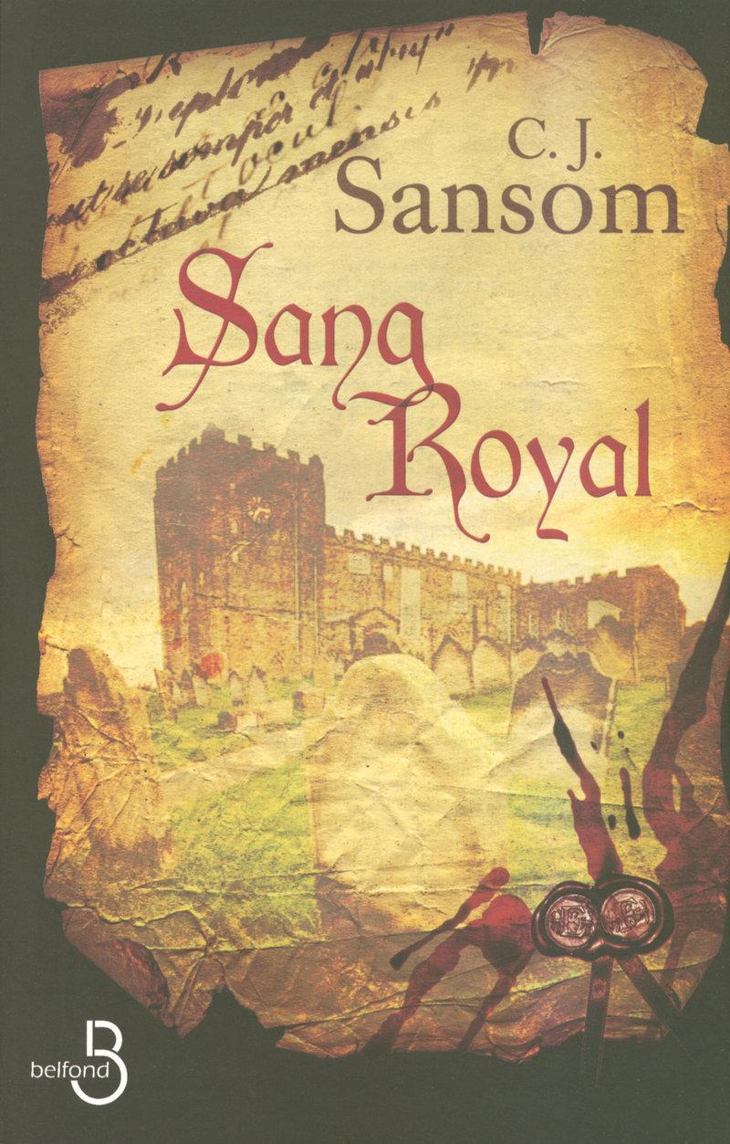 Couverture de l'ouvrage Sang royal