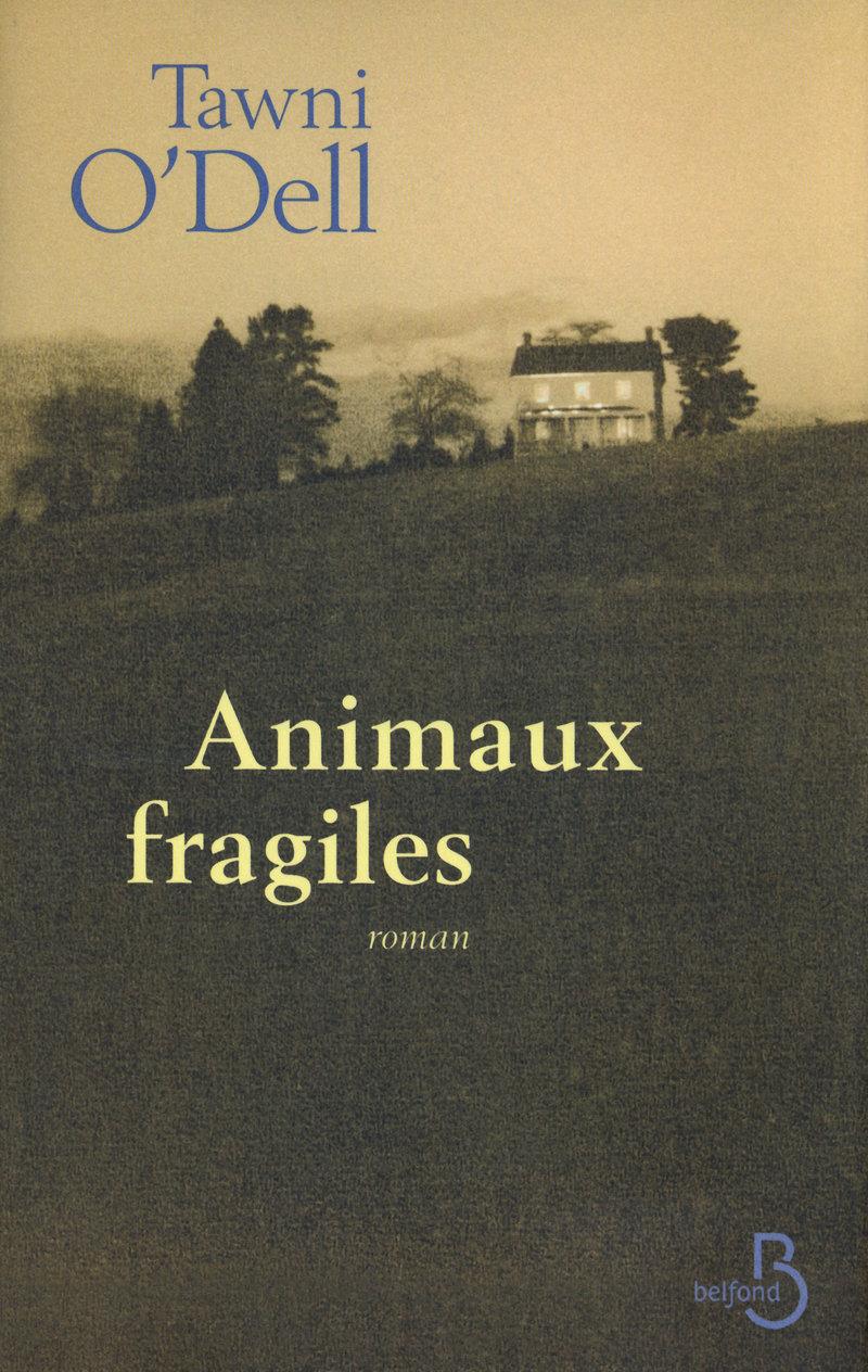 Couverture de l'ouvrage Animaux fragiles