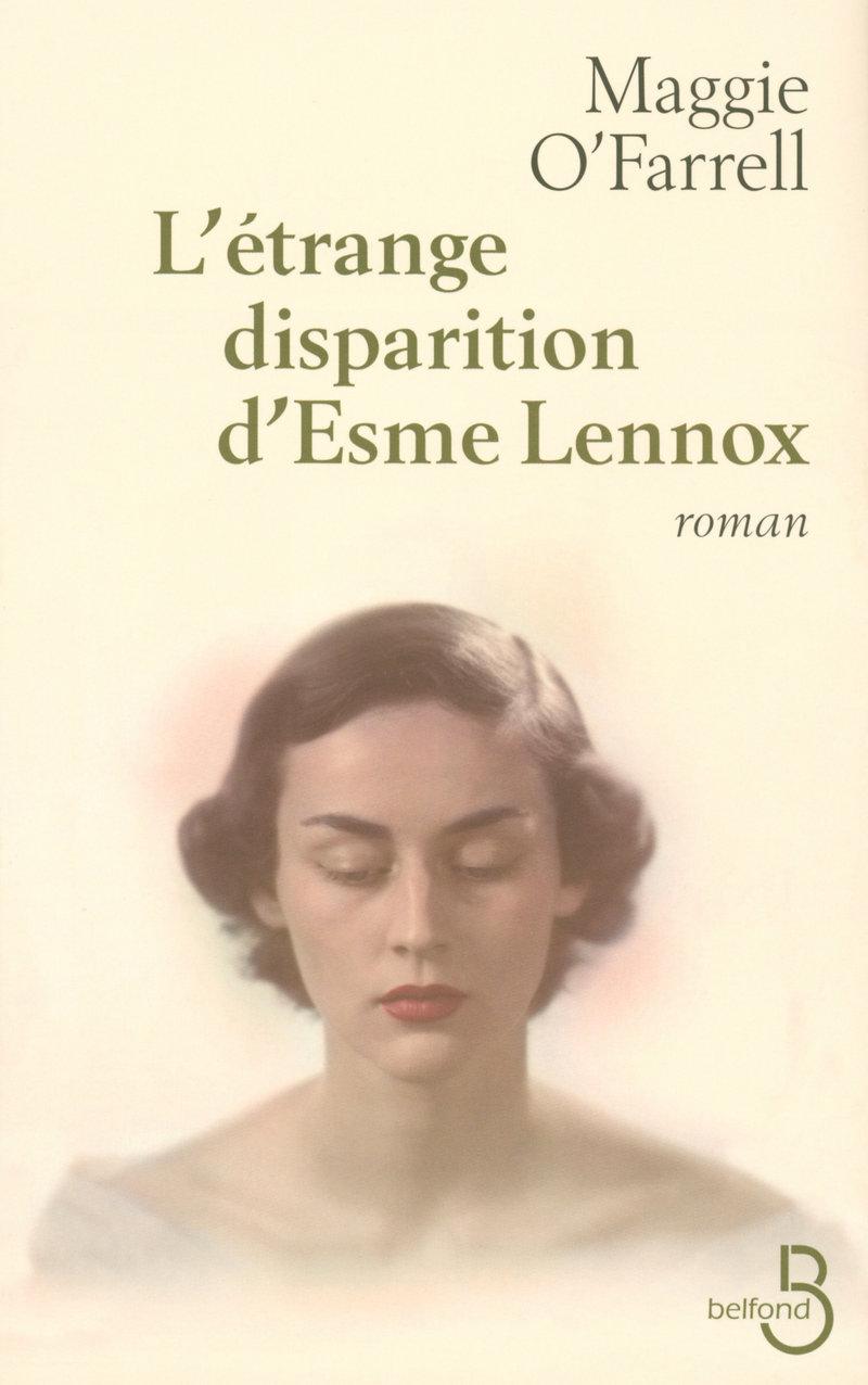 Couverture de l'ouvrage L'Etrange Disparition d'Esme Lennox