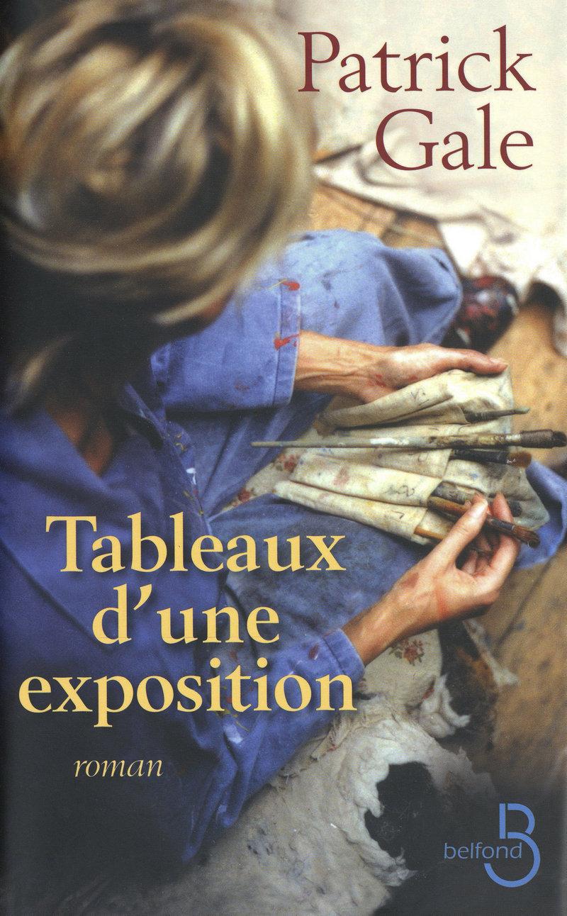 Couverture de l'ouvrage Tableaux d'une exposition