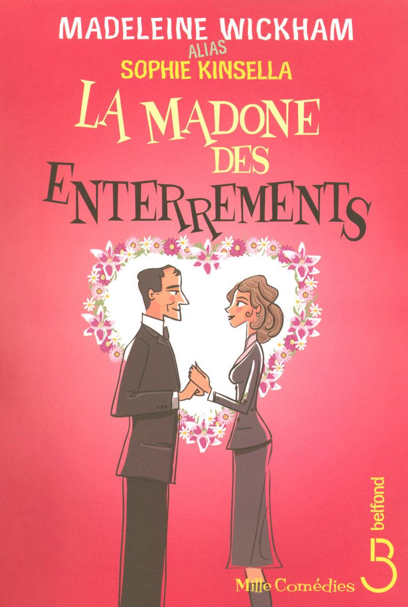 Couverture de l'ouvrage La Madone des enterrements