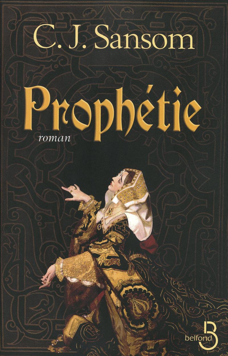 Couverture de l'ouvrage Prophétie